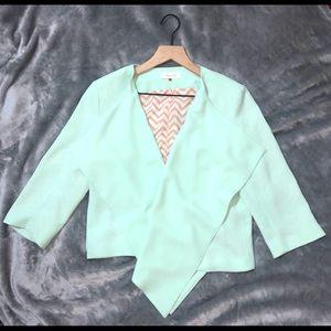 Sugarlips Open Front Jacket Blazer